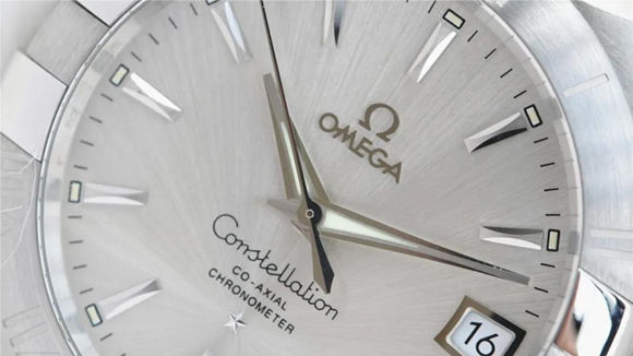 super omega constellation replica watch dial