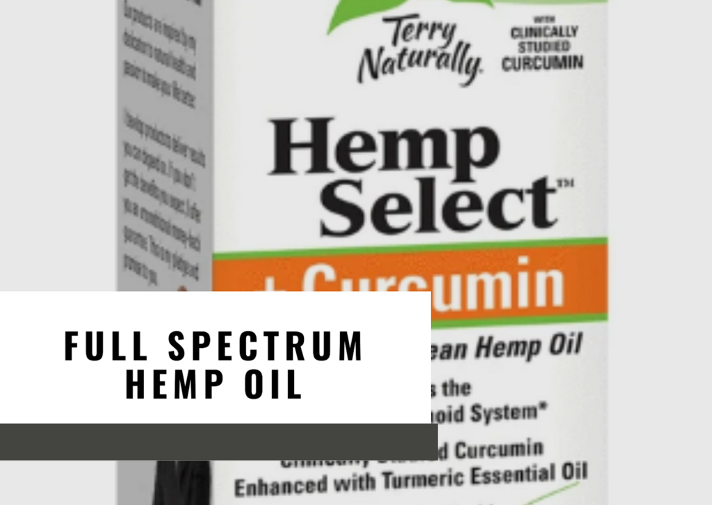 Is It Good To Consume Full Spectrum Hemp Oil